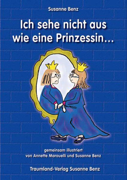 Titelseite des Buches Ich sehe nicht aus wie eine Prinzessin