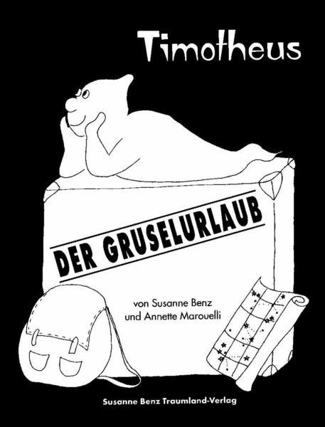 Titelseite des Buches Der Gruselurlaub
